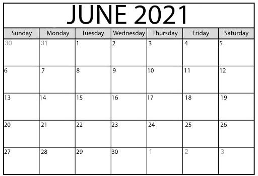 2021 june calendar pdf